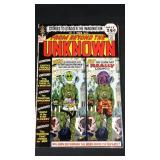DC from beyond the unknown comic number 13