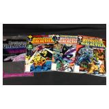 Marvel battle star Galactica three in one bagged