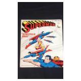 1975 superman 7 inch record