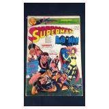 Vintage German superman Batman comic