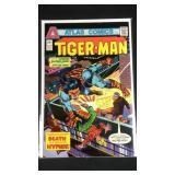 Atlas comics tiger man number three