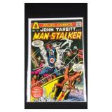 Atlas comics man stalker comic book