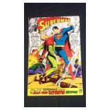 Vintage DC superman number 205