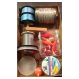 Miscellaneous fishing accessories