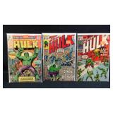 Marvel comics the Incredible Hulk 2,133,132