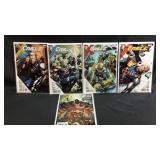 Marvel comics cable one through five