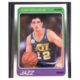 John Stockton rookie card