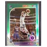 Ja Morant NBA hoops premium green PRIZM