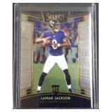 Lamar Jackson select rookie