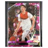 LaMelo ball pink ice PRIZM