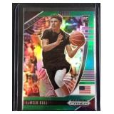 LaMelo Ball Green PRIZM rookie card