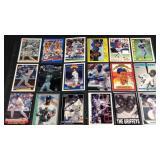 Lots of Ken Griffey Junior trading cards
