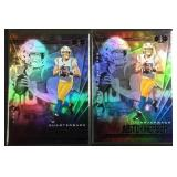 2 Justin Herbert rookie card