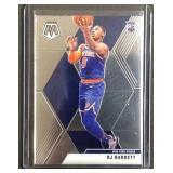 RJ Barrett Mosaic variation rookie card