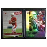 2 Kyler Murray rookie cards