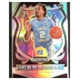 Cole Anthony silver PRIZM rookie card