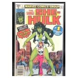 Marvel the savage she hulk number one