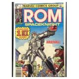 Marvel ROM Space Knight Number one