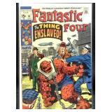 Vintage marvel fantastic four number 91