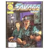Marvel magazine savage tales