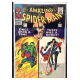 The amazing Spiderman number 37
