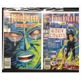 Marvel comics fool killer five and seven