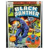 Marvel black panther number nine comic book