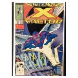 Marvel the fall of the mutants X factor 24