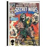 Marvel secret wars number 10 comic book