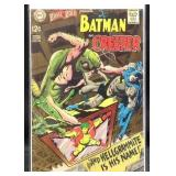 Vintage DC the brave and the bold comic book