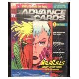 Advance cards magazine