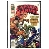 The untold legend of Captain Marvel two of three
