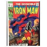 Marvel comics the invincible Iron Man number 20