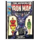 Marvel comics the invincible Iron Man number 12