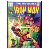 Marvel comics the invincible Iron Man number 11