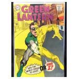 DC comics Green Lantern number 63