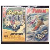 Charlton comics the phantom 36,55