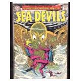 DC comics sea devils number 17