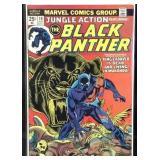 Marvel comics the black panther number 10