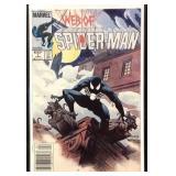 Marvel comics web of Spiderman number one