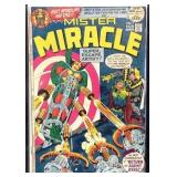 Mr. miracle number seven Kirby comic book