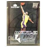 Kobe Bryant world jam basketball card