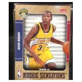 Kevin Durant rookie sensation basketball card