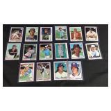 Lot of 16 1978 TOPPS baseball cards