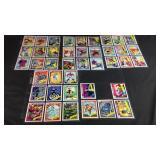 41 assorted marvel comics cards
