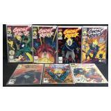 7 Marvel comics ghost rider 4,8,10,11,13,23,24