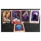 Five marvel comics Darkman