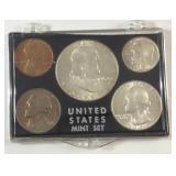 1954 US mint set