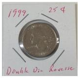1999 Quarter Error DDR
