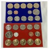 2007 Philadelphia and Denver uncirculated coins